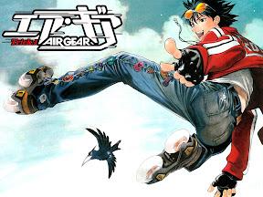 Air Gear Ikki