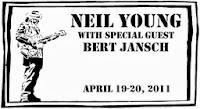 Neil Young & Bert Jansch 2011