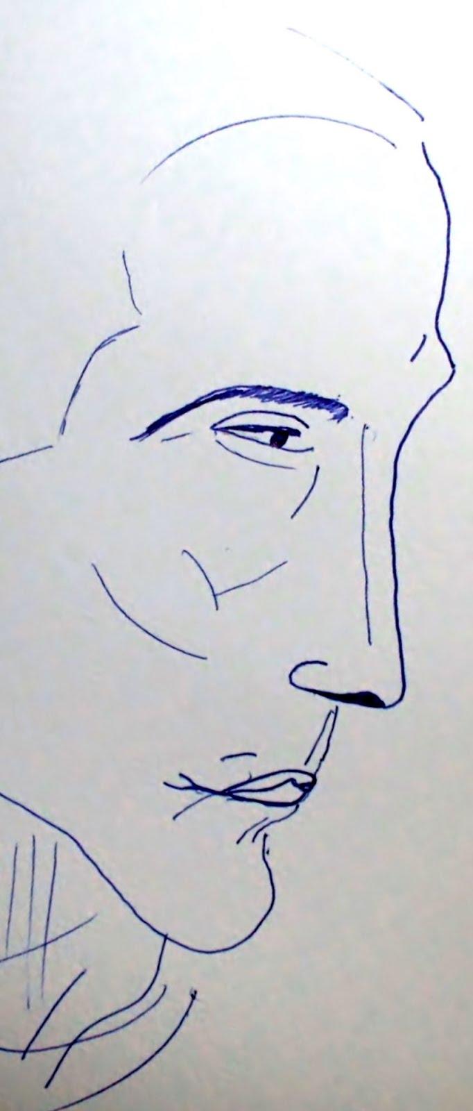 Marcel Duchamp by Ettore Bonessio di terzet
