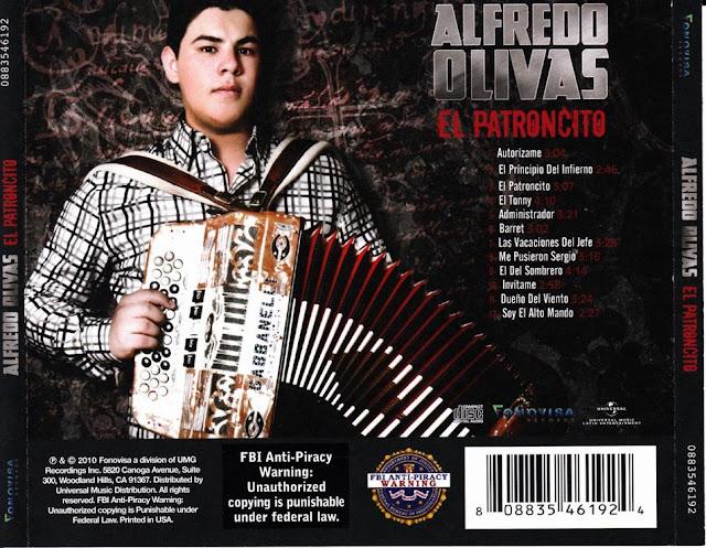 ALFREDO OLIVAS - EL PATRONCITO (2011)