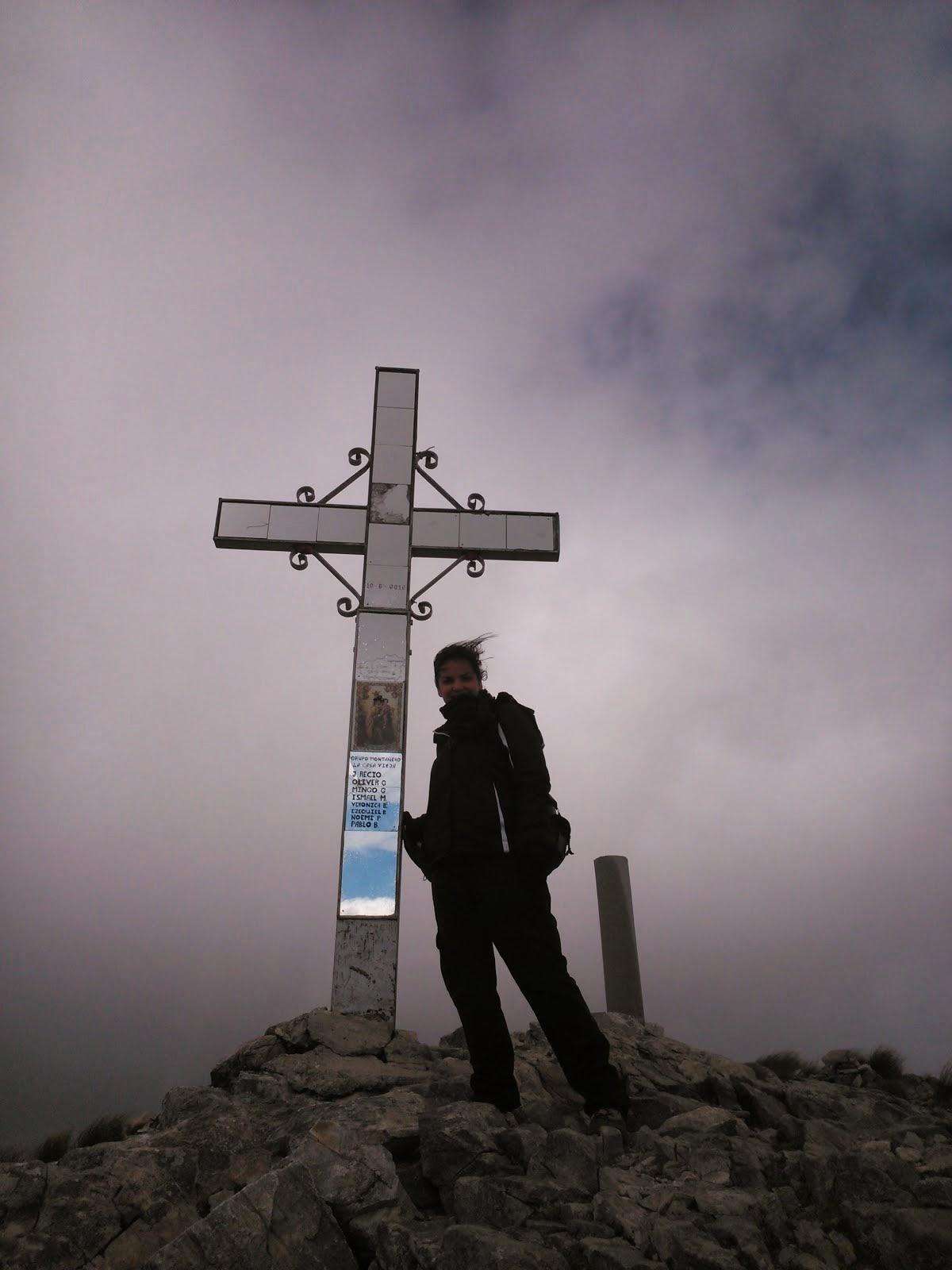 Cumbre ¨Pico Cielo