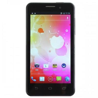 UMI X1S, Handphone Dual Core Terbaru Kamera 8MP