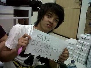 Hot Rahasia Bisma kharisma SMASH Indonesia,ternyata seorang Waria