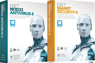Licencias Gratis Eset Nod32 Antivirus 6 & Eset Smart Security 6