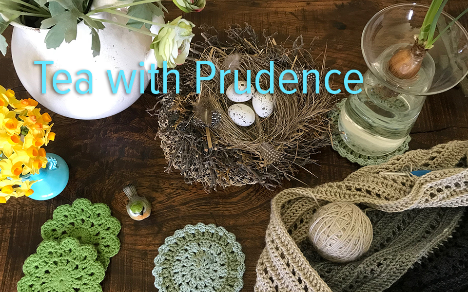Tea with Prudence