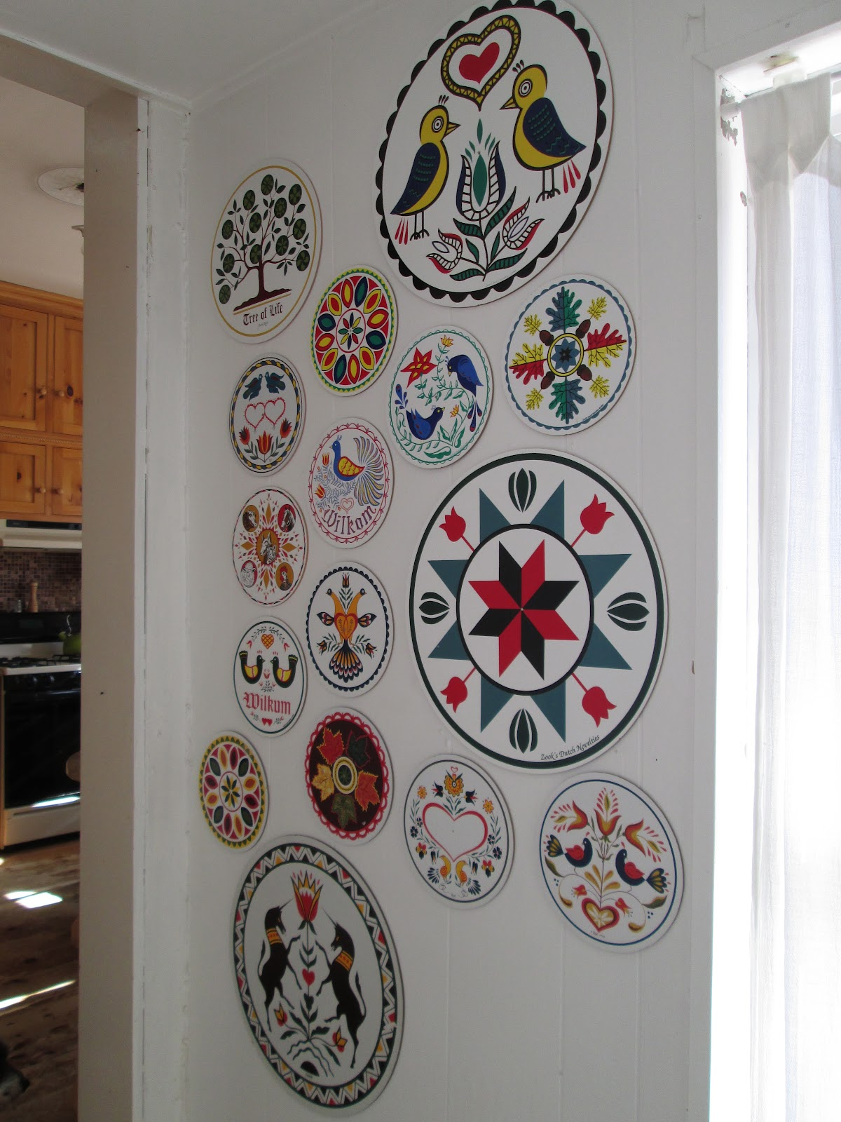 Scranberry coop hex signs hex signs have been the subject of a lot of misinformation myth and confusion theyre the colorful round pennsylvania dutch decorations we all recognize biocorpaavc Images