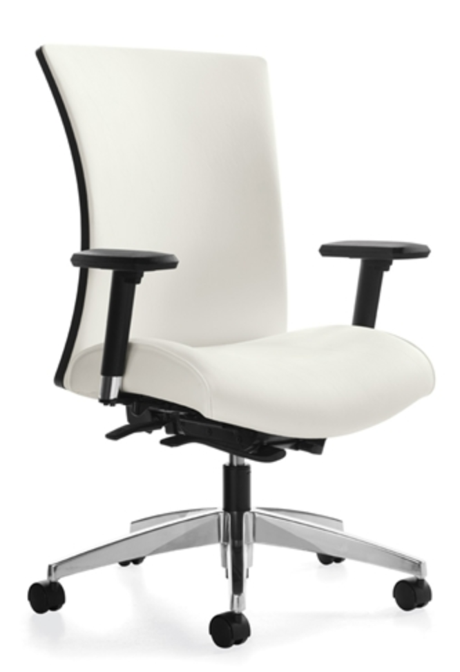 Vion Weight Sensing Office Chair by Global