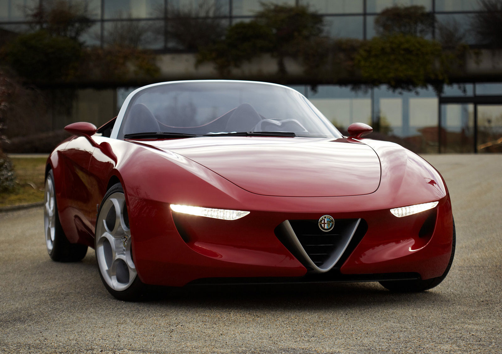2011 Alfa Romeo 2uettottanta Concept Car To Ride Modifications Specifications Prices And Image Sell Buy Cars New Used The Is A