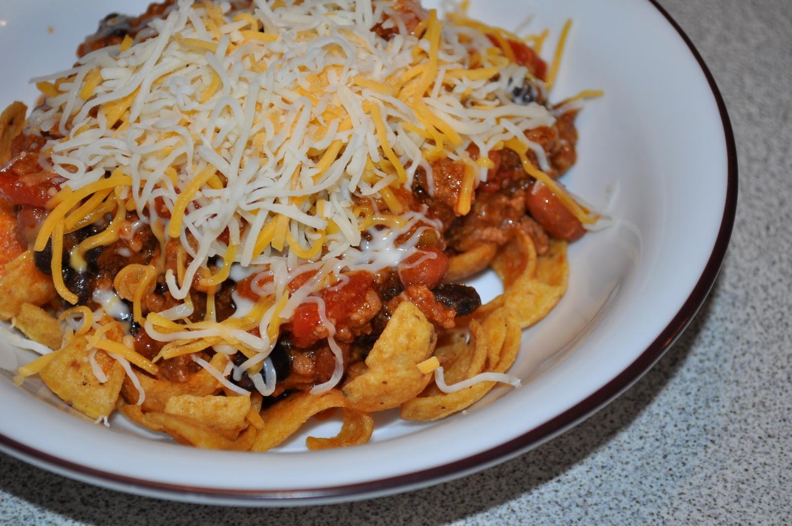 Frito Pie In A Bowl {Recipe}