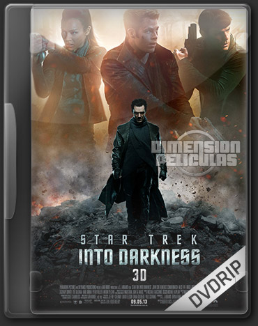 Star Trek: Into Darkness (DVDRip Ingles Subtitulada) (2013)