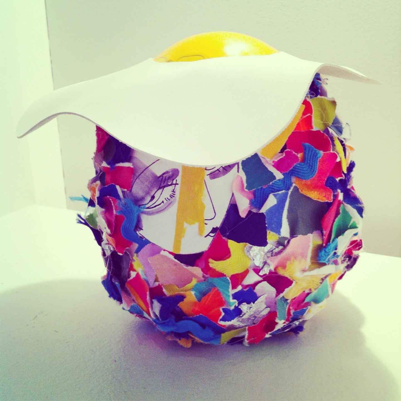 Easter egg by Julie Verhoeven