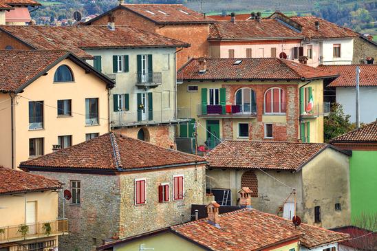 Foto di case (Diano d'Alba)
