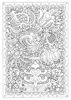 intricate coloring pages for adults - Celtic Mandala Coloring Pages Intricate Mandala Coloring