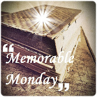 Memorable Monday