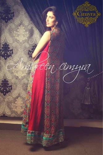 Cimyra Party Wear Collection 2014