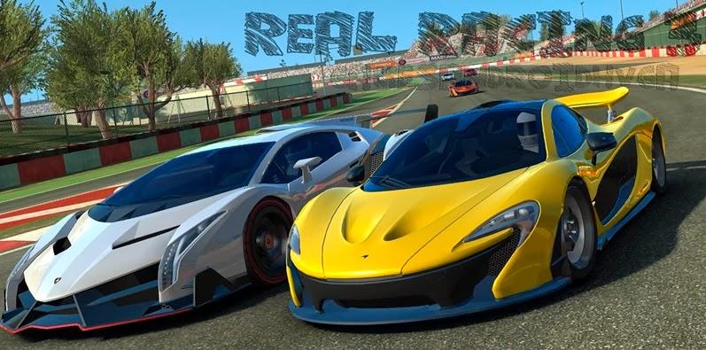 Real Racing 3 All Cars