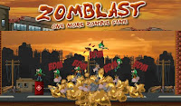 Zomblast walkthrough.