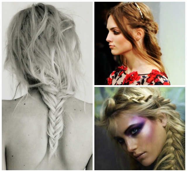hairstyles-2013 braid peinados trenza college ideas desecha messy 5