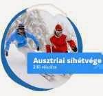 Ausztriai síhétvége