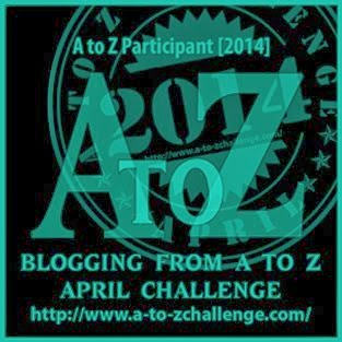 Blogging From A To Z April 2014 Challenge