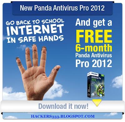 Panda Antivirus Pro 2012 Free License For 6 Months ...