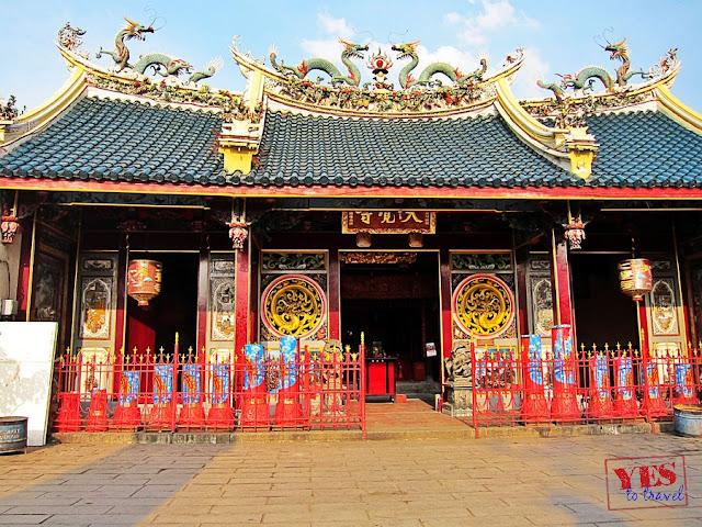 Tay Kak Sie Temple Semarang