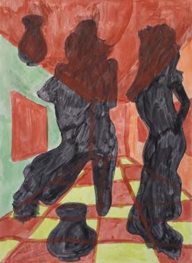 Sombra en el salon 4-8-90