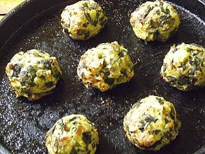 Baked balls