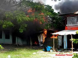 Pembakaran dan Penindasan Ke atas Bangsa Rohingya