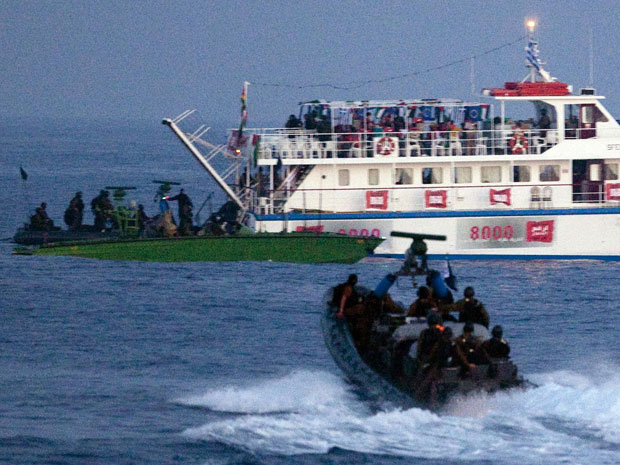 Gaza flotilla raid  Wikipedia
