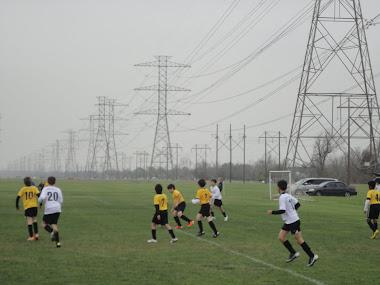 Diego's Soccer Team!