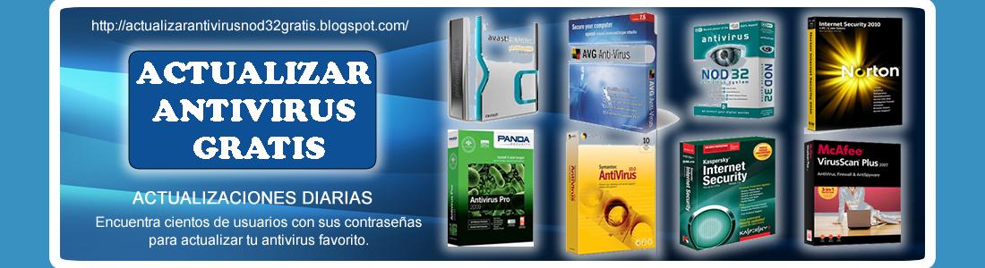 """Actualizar Antivirus Gratis """"Carladas32"""""""