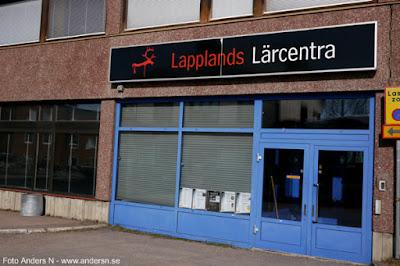 Lapplands lärcentra