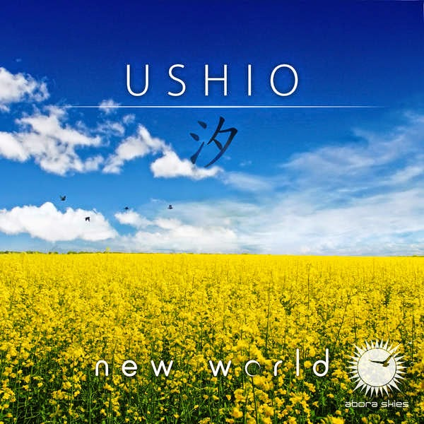 New World - Ushio - Single Cover