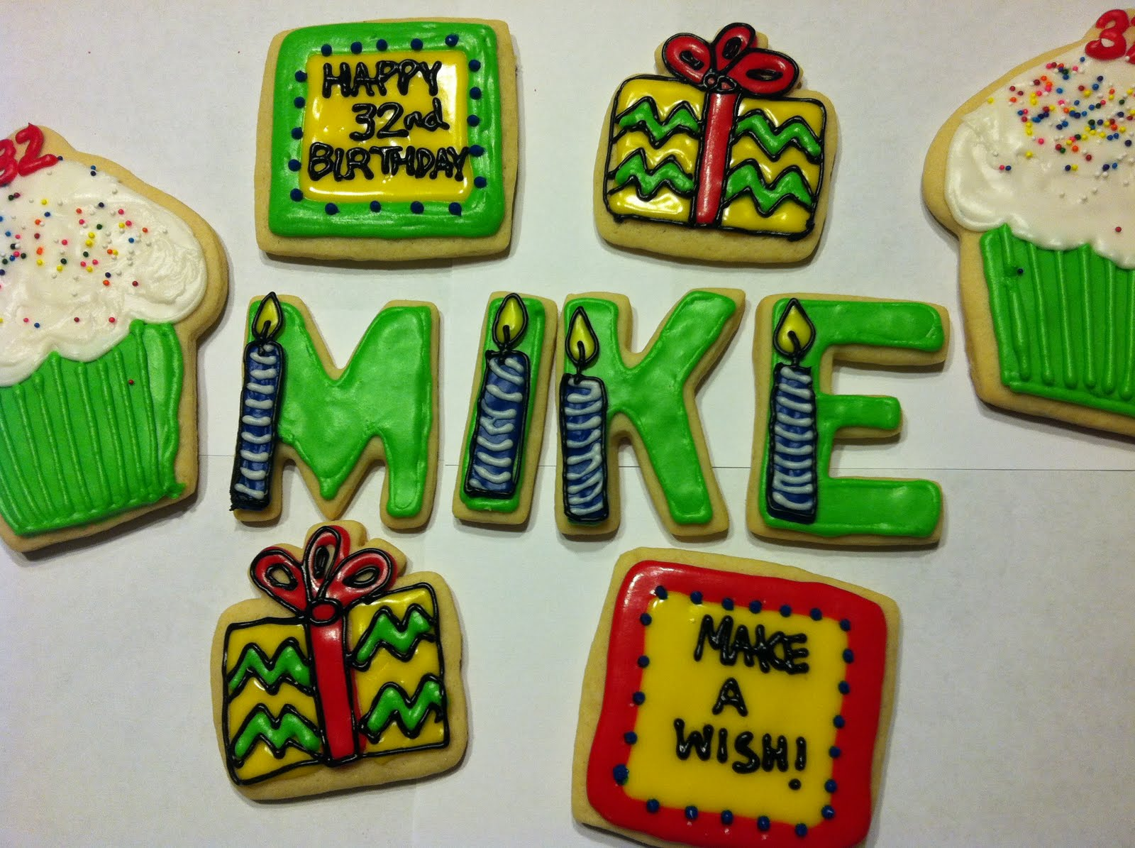 Well Mixed Happy Birthday Mike