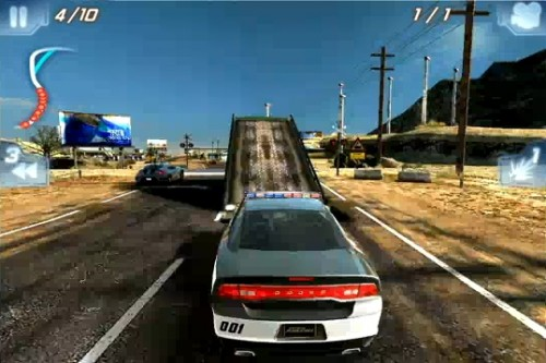 Download and play game FAST FIVE The Movie Official Game for android ...