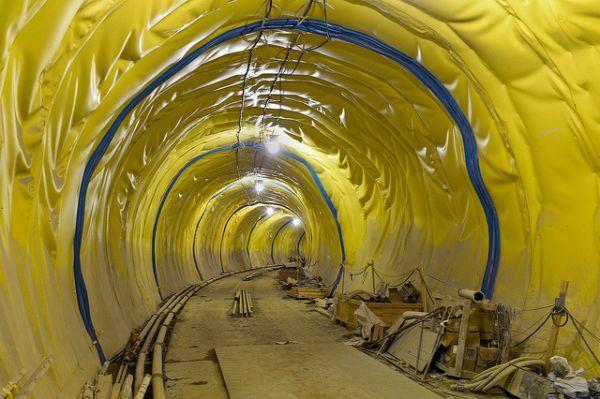 Projek bawah tanah New York seperti meneroka dunia lain