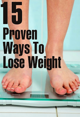 15 Proven Ways To Lose Weight Fast At Home