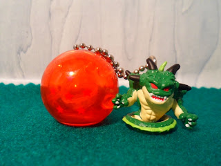 Gashapon Dragon Ball Capsule Collection Porunga