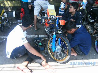 balap Drag race Jogja Videos