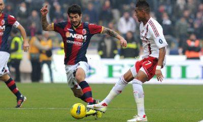 Bologna Milan 2-2 highlights sky