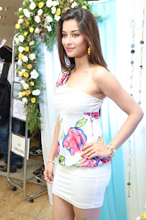 Madhurima Spotted in Mini Skirt and Half Sleeves Dress Spicy Pics Beautiful Madhurima Must see