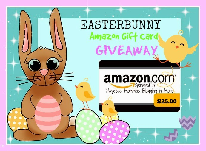 Enter to win the $25 Amazon Gift Card Giveaway before it ends on 3/8