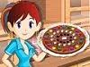 Cocina con Sara: Pizza de Chocolate | Toptenjuegos.blogspot.com