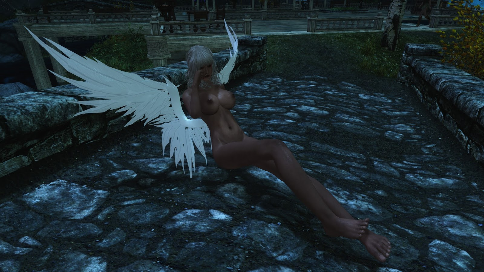 Skyrim nude models erotica photos