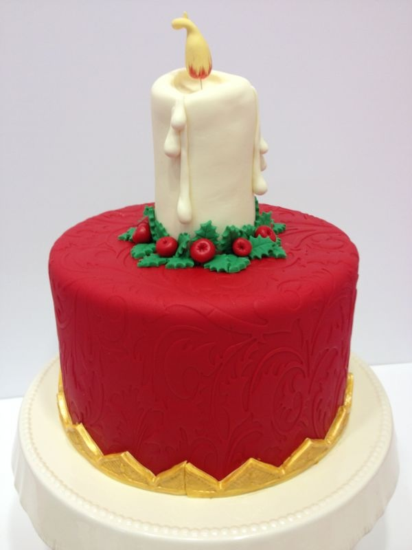 Christmas Cake Walk Ideas