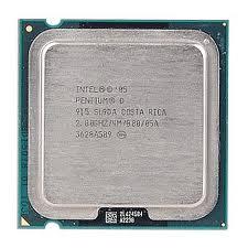 Intel Processor Pentium D