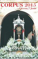 Lucena  - Corpus Christi 2015