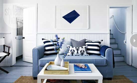 Estilo marinero 3 decorar tu casa es - Muebles estilo marinero ...