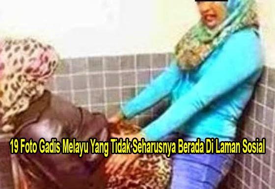 19 Foto Gadis Melayu 18 Yang Tidak Seharusnya Berada Di Laman Sosial